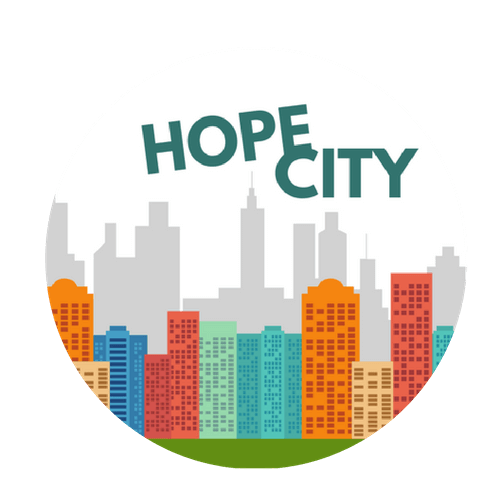 hope city logo - round